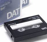 Audio DAT Tapes to Digital File Oxfordshire UK